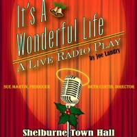 Shelburne Players Announces Auditions for IT'S A WONDERFUL LIFE Photo