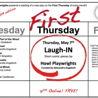 Howl Playwrights Continues 'First Thursdays' Series Virtually With Laugh-IN! Photo