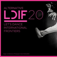 The Revised LET'S DANCE INTERNATIONAL FRONTIERS Dance Festival Comes to Leicester Photo