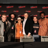 """BWW Blog: The """"#BroadwayToHollywood: A New Age of Musicals"""" Panel at NYCC 2021 Photo"""