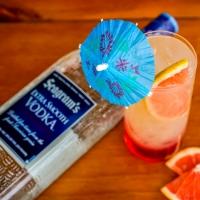 SEAGRAM'S VODKA Refreshing Summer Cocktail Recipes