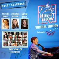 VIDEO: THE EARLY NIGHT SHOW WITH JOSHUA TURCHIN Releases New Episode To Benefit Camp Photo