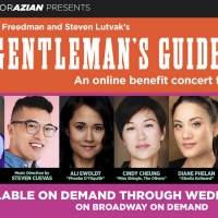 CollaborAzian's A GENTLEMAN'S GUIDE TO LOVE MURDER Announces Extension Photo