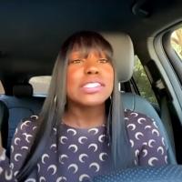 VIDEO: Laci Mosley Talks Parking Tickets on CONAN Photo