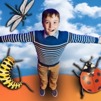VIDEO: Roald Dahl's JAMES & THE GIANT PEACH At Stages Theatre Video