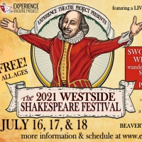 Experience Theatre to Present 2021 WESTSIDE SHAKESPEARE FESTIVAL Photo