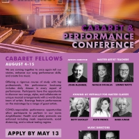 O'Neill Cabaret Conference Returns To Live Sessions For 2021: Applications For Cabare Photo