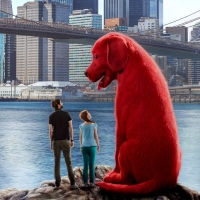 VIDEO: Watch the New Trailer for the Live Action CLIFFORD THE BIG RED DOG Photo
