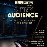 HBO LATINO PRESENTS: A TINY AUDIENCE to Premiere in 2020 Photo