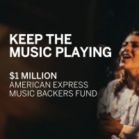 American Express Launches $1 Million Music Backers Fund Photo