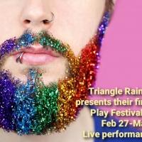 Triangle Rainbow Theater's LGBTQ Short Play Festival Presents Live Performances On Zo Photo