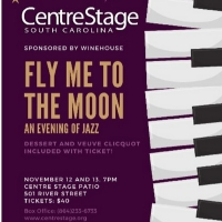 Centre Stage Announces FLY ME TO THE MOON, An Evening of Jazz Photo