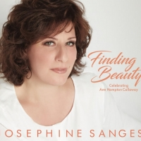 BWW CD Review: FINDING BEAUTY Is Easy With Josephine Sanges Leading The Way Photo