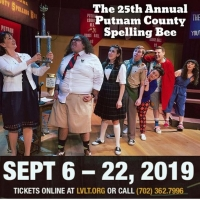 BWW Review: 25TH ANNUAL PUTNAM COUNTY SPELLING BEE at Las Vegas Little Theatre Photo