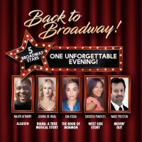 Back to Broadway at The Argyle Theatre! 5 Broadway Stars: One Unforgettable Evening! Photo