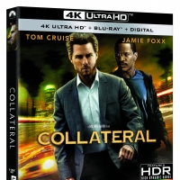 COLLATERAL, Starring Tom Cruise and Jamie Foxx, Arrives on 4K Ultra HD For the First Photo