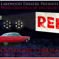 TOO REEL OUTDOOR CINEMAA Haunted Drive-in Experience Announced September 4 Photo