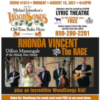 Michael Johnathon's WoodSongs Old Time Radio Hour Kicks Off New Season in August Photo
