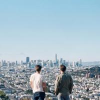 Tycho & Benjamin Gibbard Unite for 'One Love' Photo