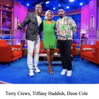 Terry Crews & Ledisi Join FRIDAY NIGHT VIBES This Week Photo
