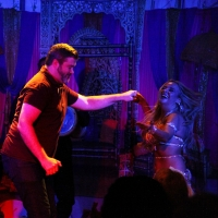 BWW Review: BELLY DANCE EXTRAVAGANZA HOSTED BY HANNAH Shakes Things Up At Don't Tell  Photo