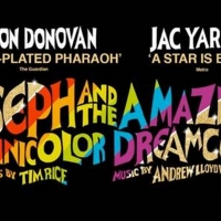 JOSEPH AND THE AMAZING TECHNICOLOR DREAMCOAT Comes to Glasgow Next Year Photo