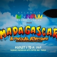 Asian Premiere of MADAGASCAR: A MUSICAL ADVENTURE Announces Full Cast; Show Opens Aug Photo