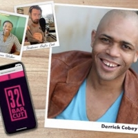 VIDEO: Derrick Cobey Talks KISS ME, KATE & More on the Latest Episode of 32 BAR CUT Photo