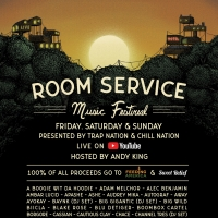 Andy King To Host Room Service Music Festival Photo