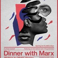 Trap Door Theatre Presents DINNER WITH MARX Photo