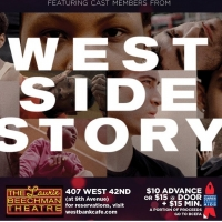 WEST SIDE STORY Cast Comes To Broadway Sessions Photo