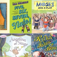 Broadway Books: 10 MORE Theatre-Themed Children's Books to Share With the Kids in You Photo