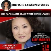 The Richard Lawson Studios Self Tape Master Class Series Returns With Lily Mariye Photo