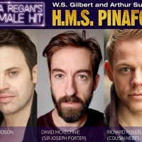Sasha Regan's All-male Company Set Sail For Wilton's This April Photo