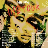 WILLOW Announces 2021 lifE Tour & Touring with Billie Eilish in 2022; Full Tour Sched Photo