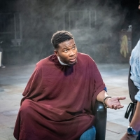 BWW Review: BARBER SHOP CHRONICLES, Roundhouse Photo