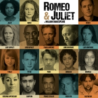 Regent's Park Open Air Theatre Confirms Full Casting and Creative Team For ROMEO & JU Photo
