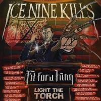 ICE NINE KILLS To Headline SIRIUSXM Octane Presents 'The Octane Accelerator Tour'