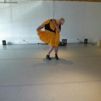 Performance Artist and Choreographer Karen Bernard Will Present Her New Interdiscipl Photo