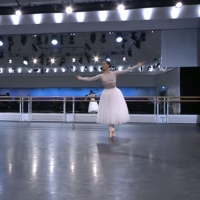 VIDEO: Marianela Nuñez in Rehearsal for GISELLE at the Royal Opera House