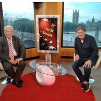 BWW TV: Neil Sean Meets Celebrated Film and Stage Composer George Fenton Photo
