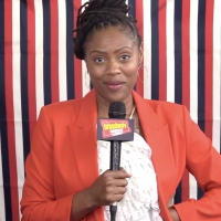 BWW TV Exclusive: The Great Facts of THE GREAT SOCIETY- Nikkole Salter on Coretta Sco Video