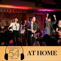 WATCH: The Jonathan Larson Project on Tonight's #54BelowAtHome Show at 6:30pm! Photo