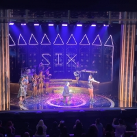 VIDEO: SIX's Natalie Pilkington Accepts Boyfriend's Proposal On Stage! Photo