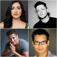 Krystina Alabado, Robi Hager And Nicholas Rodriguez to Lead Starring Buffalo's EVITA