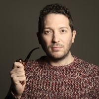 Jon Richardson Will Embark On Tour With New Show THE KNITWIT