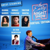 Video: The Early Night Show With Joshua Turchin Celebrates HAMILTON With Gianna Harri Photo