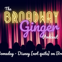 Podcast: THE BROADWAY GINGER Talks THE HUNCHBACK OF NOTRE DAME, Patrick Page, and Mor Photo