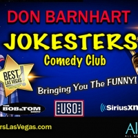 Jokesters Comedy Club Continues To Bring Late Night Laughs With Don Barnhart Photo