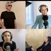 VIDEO: Celine Dion, Andrea Bocelli, Lady Gaga & Lang Lang Perform 'The Prayer' Video